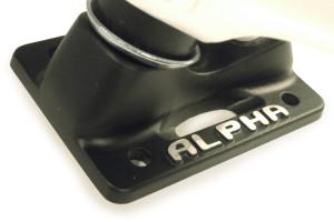 Alpha skate trucks